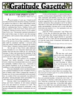 feb 2012 gratitude gazette